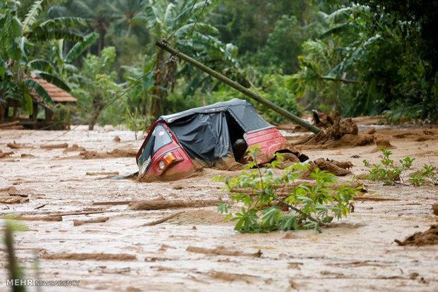 رانش زمین در سریلانکا