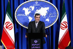 Iran denounces terrorist attacks on Syria's civilian targets