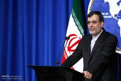 حسین جابری انصاری سخنگوی وزارت خارجه