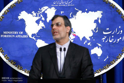 Press conference of FM spokesman