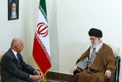 قائد الثورة الاسلامية : يجب تسوية قضية مياه الانهار الحدودية