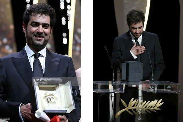 مهرجان كان .. جائزة السعفة الذهبية للممثل الايراني شهاب حسيني