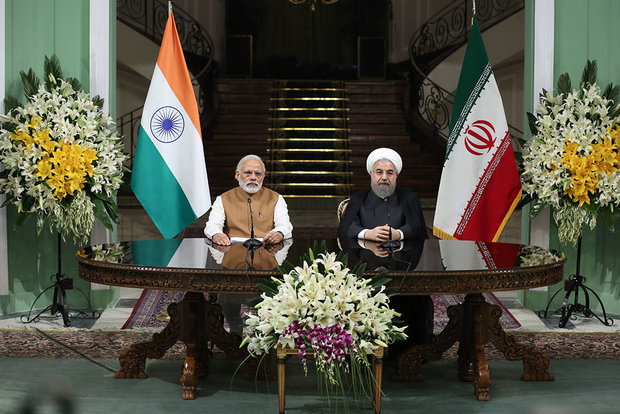 Iran-India sign 12 agreements