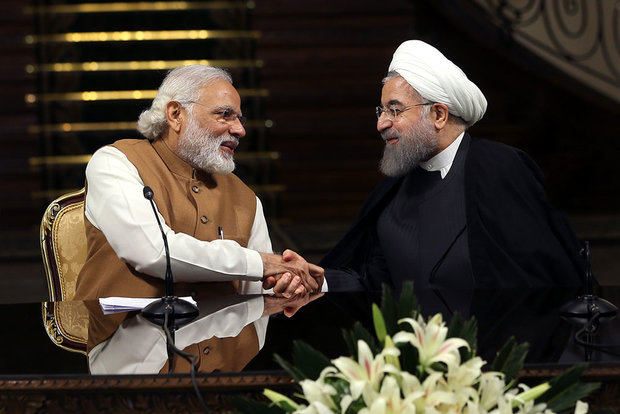 Iran, India sign 12 agreements