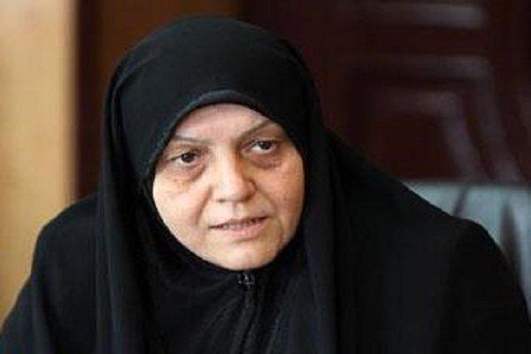 همسر شهید عباس بابایی درگذشت (+عکس)