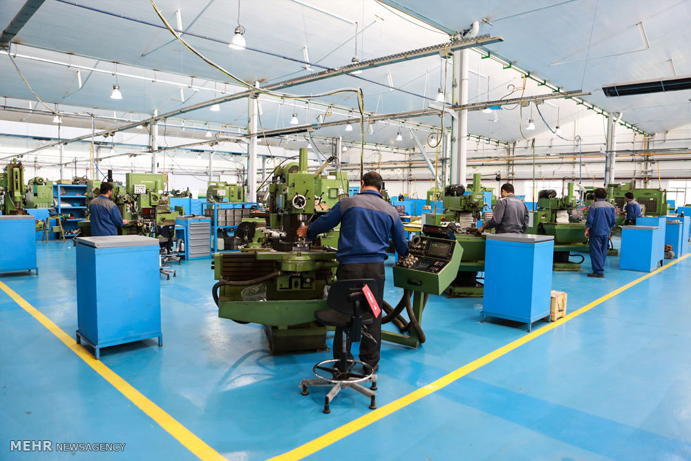 افتتاح صنایع جدید تولید سلاح های پیشرفته انفرادی