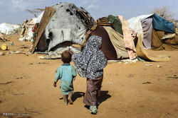 تارکین وطن کا سب سے بڑا کیمپ