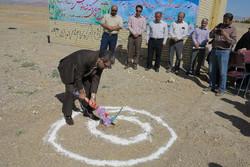 عملیات اجرایی ساخت پایگاه سلامت مسکن مهر دامغان آغاز شد