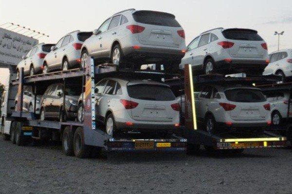 ثبت سفارش واردات خودرومتوقف نیست/منتظرابلاغ دستورالعمل جدید هستیم