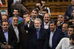 9th parliament holds closing presser