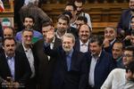 نشست خبری اختتامیه نهمین دوره مجلس شورای اسلامی