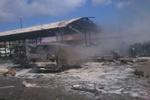 VIDEO: Bomb explosion kills 2 near Sanaa Uni. in Yemen