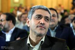 مراسم معارفه  عبدالناصر همتی رئیس کل جدید بیمه مرکزی