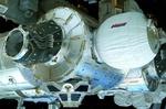 ایستگاه فضایی بینالمللی امروز بزرگتر میشود