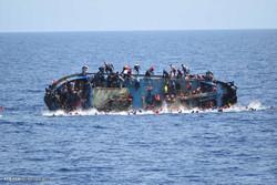 بحرہ روم میں پناہ گزینوں کی کشتیاں ڈوبنے سے 700 افراد ہلاک