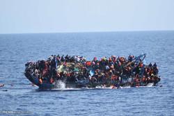 لیبیا کے ساحلوں کے قریب پناہ گزینوں کی کشتی ڈوبنے سے 30 افراد ہلاک