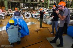 رکورد جدید فروش و حمل محصولات فولاد مبارکه ثبت شد