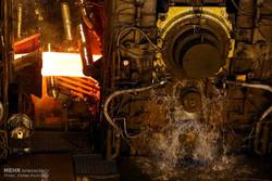 فولاد مبارکه روی خط رکورد شکنی است / جهش تولید در واحد نورد سرد