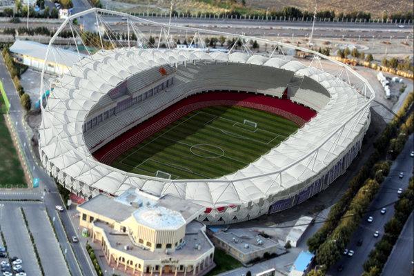 مدينة مشهد تستضيف لقاءات منتخب كرة القدم العراقي