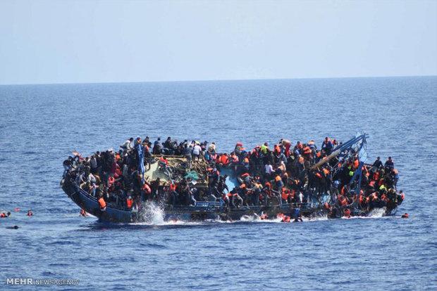 الهجرة الدولية تعلن مصرع نحو 2900 مهاجر حاولوا الوصول لشواطئ أوروبا
