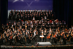 Tehran Symphony Orchestra gives first performance with new conductor