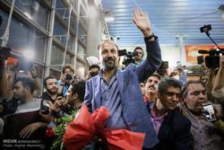 'The Salesman' crew arrive in Tehran amid warm welcome