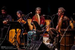 کنسرت موسیقی کامکارها