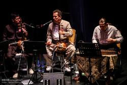Ünlü Kamkar grubundan Tahran'da büyük konser