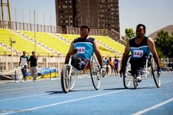 مسابقات لیگ دومیدانی معلولین