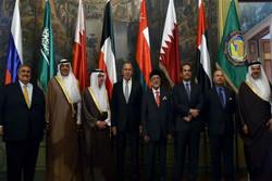 روس کی ایران اور خلیج فارس تعاون کونسل کے درمیان ثالثی کی پیشکش