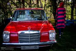 İran'da Mercedes Benz Fuarı