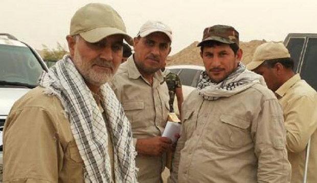 الجبير منزعج من وجود اللواء سليماني لمساعدة  القوات العراقية في حربها ضد الارهابيين