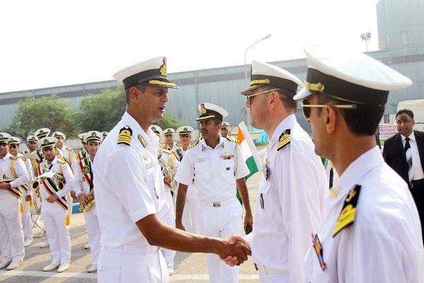 naval drill