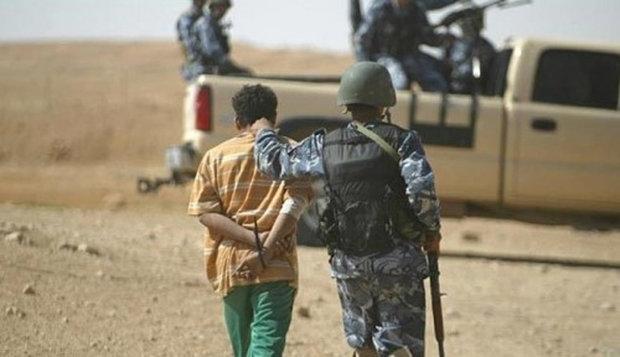 القبض على المسؤول المالي لداعش في محافظة ديالى العراقية
