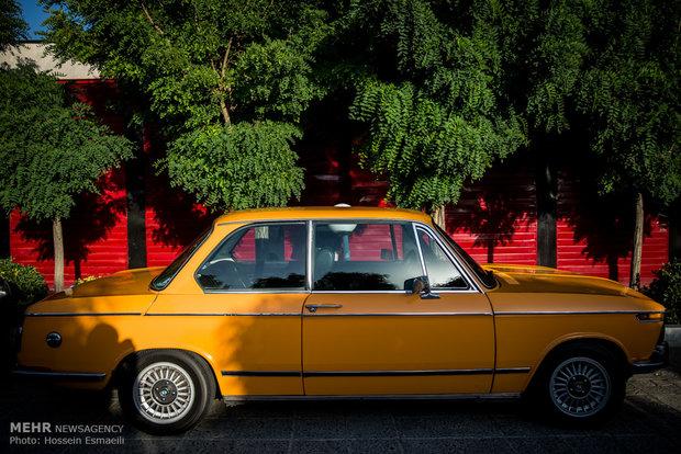 Mercedes-Benz showroom in Iran