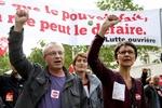 تداوم درگیری های خیابانی در فرانسه