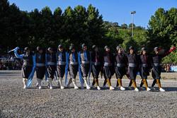 کسب رده اول تیم بومی محلی سقز درجشنواره فرهنگی ورزشی اقوام ایرانی