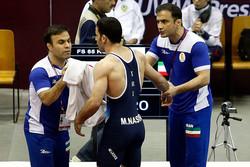رضا لایق: جام جهانی ۲۰۱۹ کشتی فرنگی در ایران برگزار میشود
