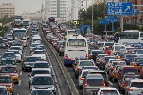 ماشین در چین