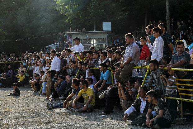 اختتامیه جشنواره بین المللی بازیهای بومی و محلی