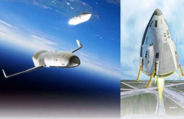 هواپیمای فضایی