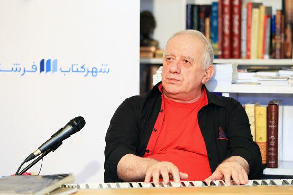 بررسی موسیقی هنرمند گرجستانی/ ایران بهترین گزینه بود