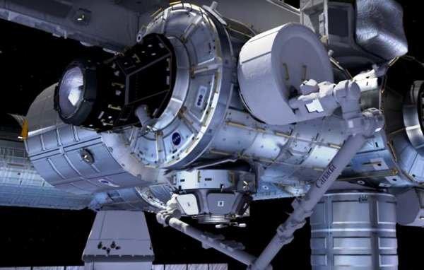 ناکامی ناسا در باد کردن اتاق جدید ایستگاه فضایی