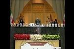 پزشکیان و دهقان نواب رئیس موقت مجلس دهم شدند