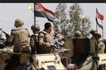 ۱۲ نظامی مصری بر اثر انفجار بمب در شیخ زوید کشته و زخمی شدند
