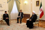 Rouhani: We welcome close ties with 'friendly' Ukraine