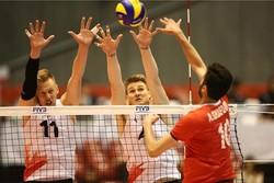 ايران تواصل انتصاراتها وتحقق فوزها الثاني على كندا