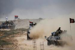 القوات العراقية تبدأ تحرير منطقتين غرب الفلوجة