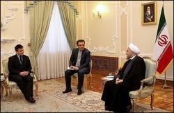 روحاني: إيران تريد الإستقرار لشرق أوروبا