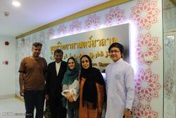 بازدید از مرکز حلال تایلند